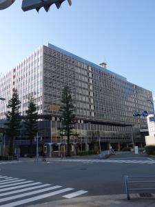 大阪駅前第1ビル外観