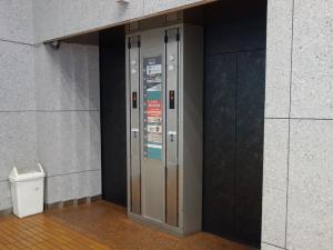 レイズウメダ(LEI'S Umeda)ビルエレベーター
