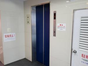 日宝シルバービルエレベーター