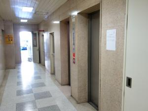 新大阪サンアールビル本館エレベーター