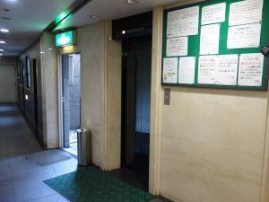 アインズビル梅田エレベーター