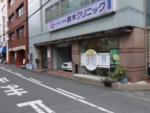 天満橋MSビル1階店舗