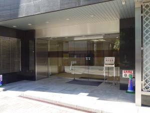 第三富士ビルエントランス