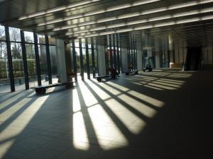 クリスタルタワーエントランスホール