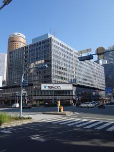 大阪駅前第4ビル外観