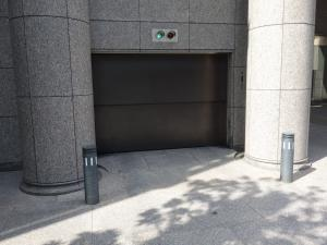 大阪堂島ビル立体駐車場