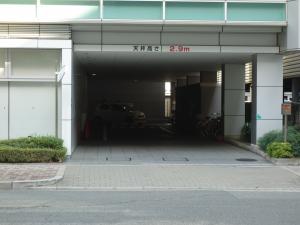 MPR新大阪ビル駐車場