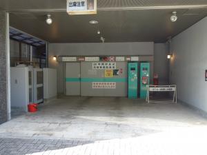新大阪アーズビル立体駐車場
