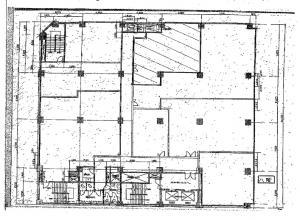 8階間取り図