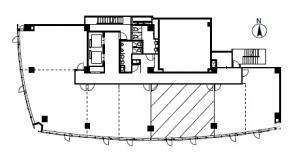EF号室間取り図