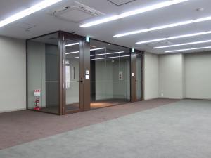 心斎橋M&Mビル室内
