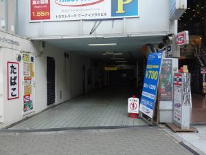 ユーアイプラザビル立体駐車場