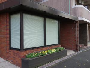 新中島ビル1階店舗