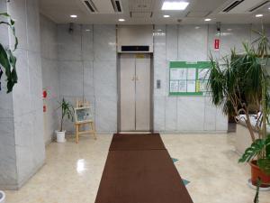 四ツ橋日生ビル本館エレベーター