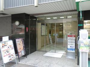 新大阪サンアールビル本館エントランス