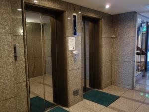 西天満大治ビルエレベーター