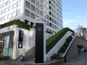 大阪国際ビルディング周辺環境