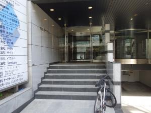 南堀江サイキビルエントランス