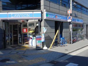トリシマオフィスワンビル1階店舗