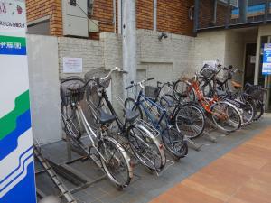 本町DSビル駐輪場