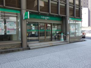 阿波座ビル1階店舗