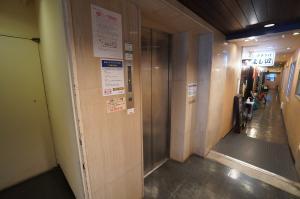 IBC心斎橋eastビル(IBC心斎橋イーストビル)エレベーター