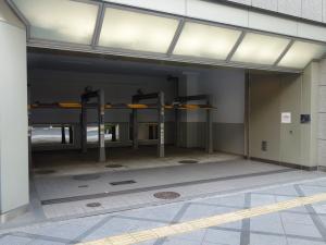 阪神神明ビル立体駐車場