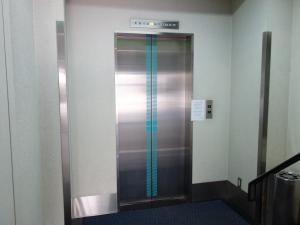 ニュー淡路町ビルエレベーター