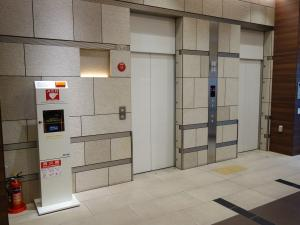 コフレ梅田ビルエレベーター