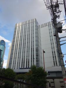 梅田北プレイスビル外観