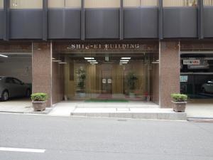 新栄ビルエントランス