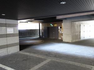 アインズビル梅田立体駐車場