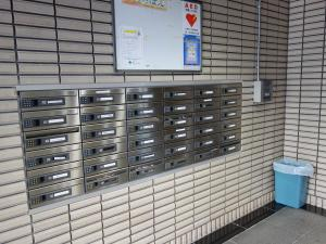日宝北5号館ビル郵便ポスト
