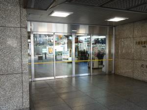 大阪駅前第4ビルエレベーター