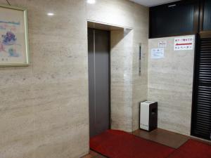 サンコービル船場エレベーター