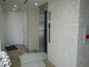 IMABASHI GATE PLACE1階エレベーター