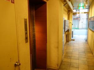 IBC心斎橋ウエストビルエレベーター