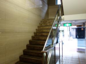 池田ビル3号館階段