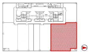 大阪第一生命ビルディング11階間取り図
