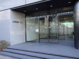ニッセイ新大阪南口ビルエントランス