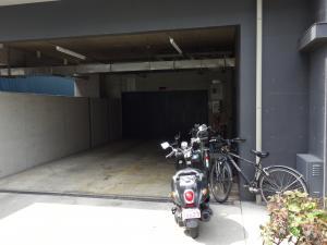 アーバネックス淀屋橋ビル立体駐車場