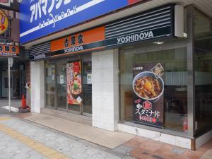 阪急東ビル1階店舗