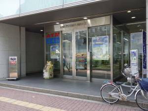 梅田セントラルビル1階店舗