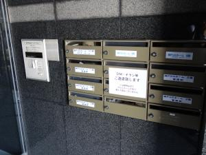 メディアプラザ南堀江オートロック