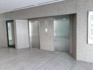 朝日生命難波ビルエレベーター