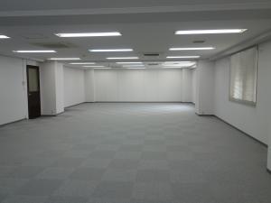 本町DSビル室内