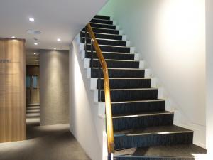 フクエイビル階段