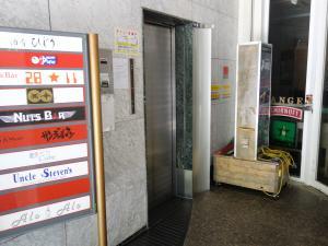 OPUS1(オーパスワン)ビルエレベーター