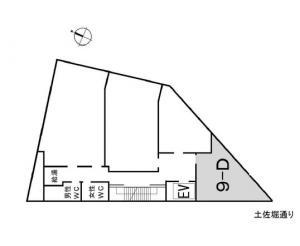 9階間取り図