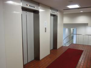 天満橋千代田ビル2号館エレベーター